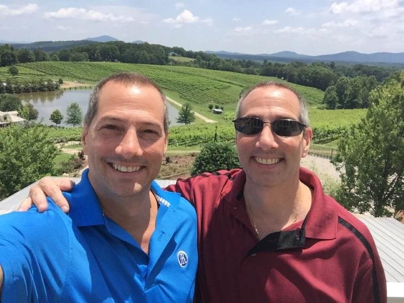 Bob & John Grimaldi