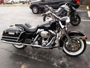 Joe Bishop's Harley