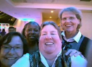 Cathy, Erin, Maureen, Lynn
