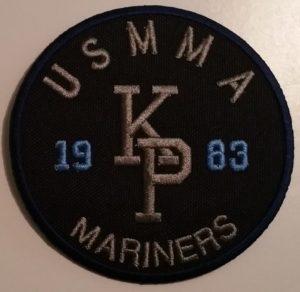 KP83 patch by Susan Pawlukiewicz