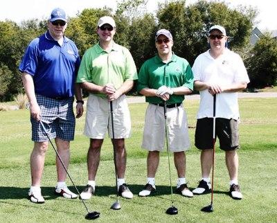 Myrtle Beach Golf Trip 2012