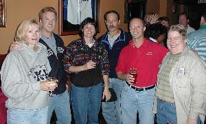 2003 - Friday social