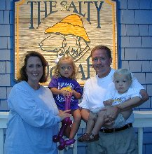John Prien and family (2003)