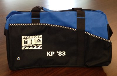 1983 Class Tote Bag