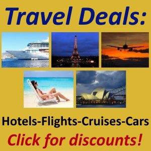 Online travel reservations