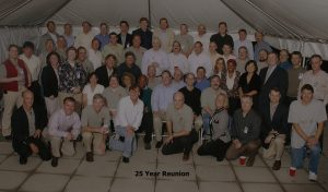 25 year reunion