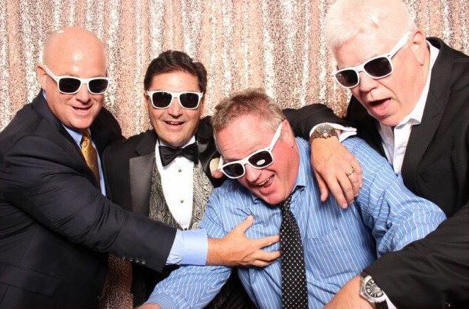 Mickey Cunningham, John Carbone, Jim Quern & John Rhatigan