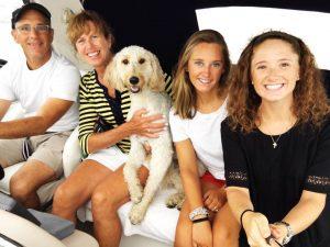 Rod Knecht & family