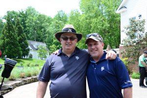 Bob Ross & Brian Foy in DC