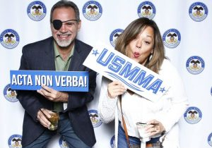George & Michelle Toma