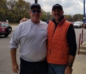 Craig Matteson & Rich Colonna