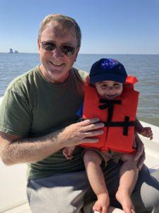 A.J. Murphy & grandson Aiden