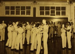 Plebe Year Dance Lessons