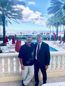 Craig Ellixson & Mark Suter in Miami