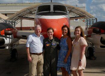 Bruce Garrott & family